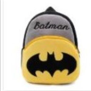 Handbags - Cute plush backpack/Batman